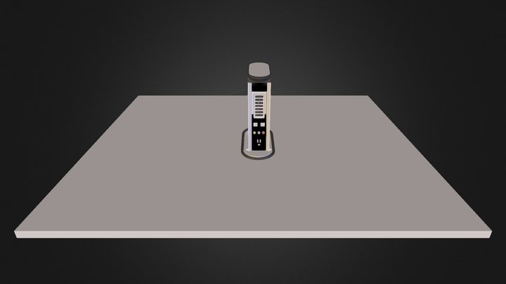 The HydraPort Test 2 3D Model