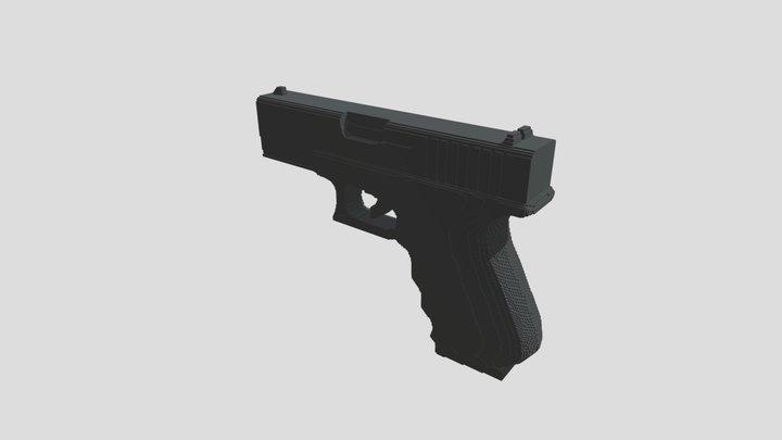 Glock 19 3D Model
