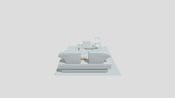 DraftPunk_homework_1 3D Model