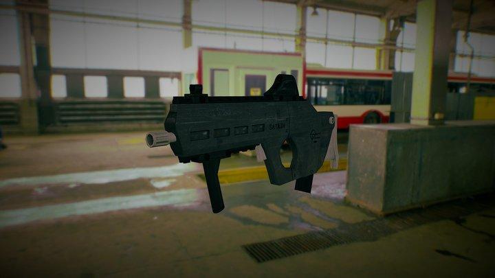 SATA3N 3D Model
