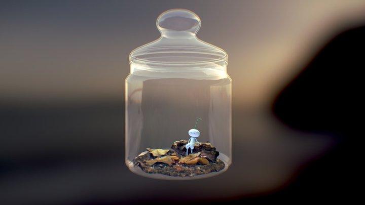 Tiny Terrarium (game concept) 3D Model