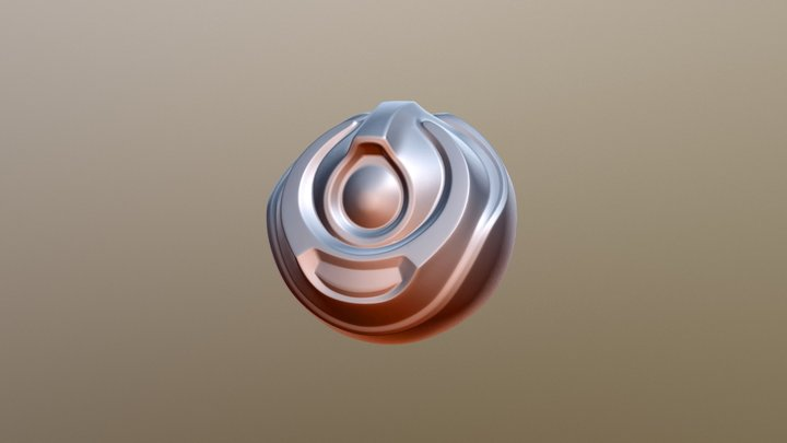 CGC  Exercise  Robo-Orb 3D Model