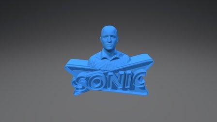 Jason White 3D Model
