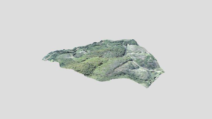 Vila Velha Terrain I 3D Model