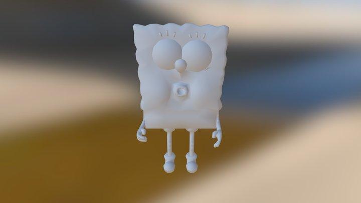 Spongebobinflate 3D Model