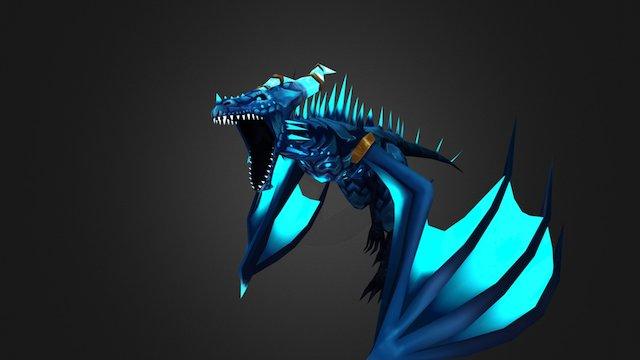 Dragon_Anim_Breath 3D Model