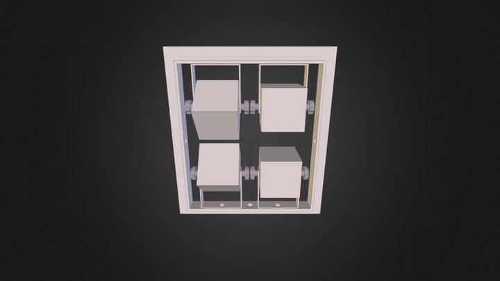 Miro 4X4 Blinder Concept 3D Model