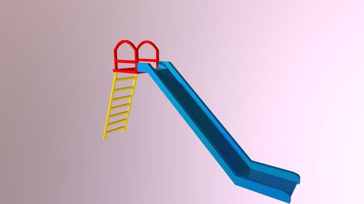 Slide Model 3D Model