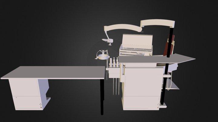 B P 700 3D Model