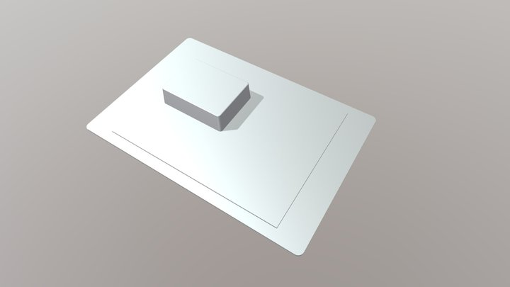 Molde ETESA H2O Tafil 3D Model