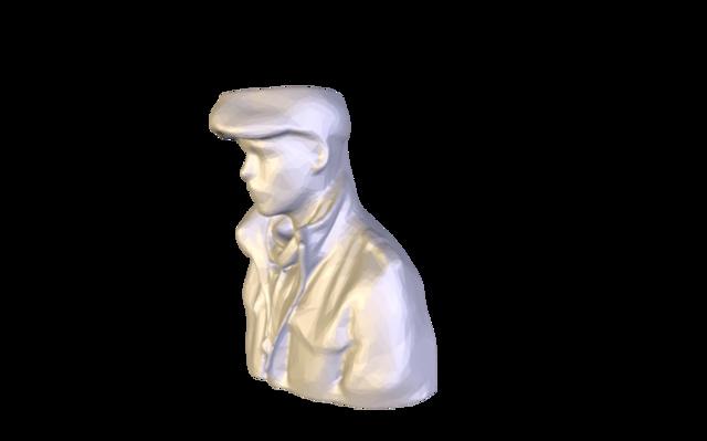 Erick Godreau, 3D Systems Sense 3D Model