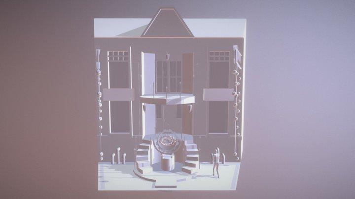 maison_6 3D Model