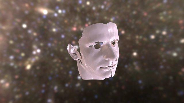 Pawel Waligora Face Skan 3D Model