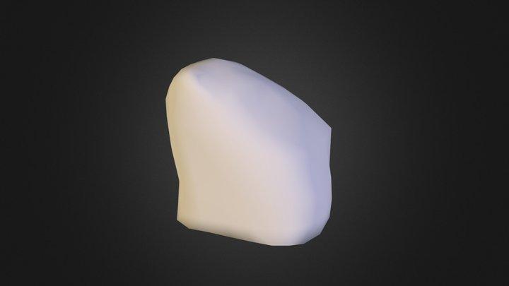 Low-rock01 3D Model