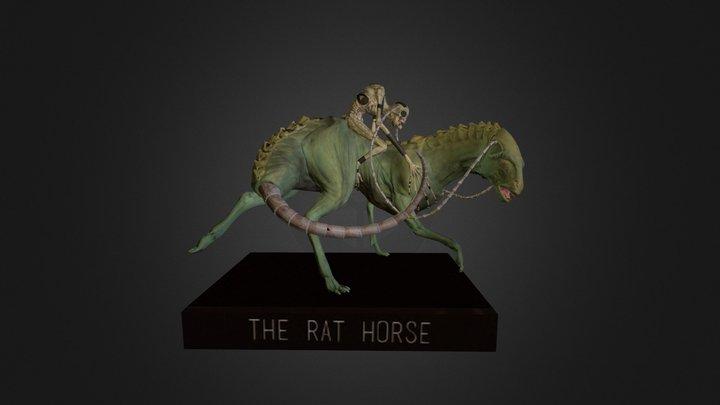 TheRatHorse 3D Model