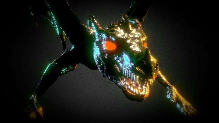 El Dragon 3D Model