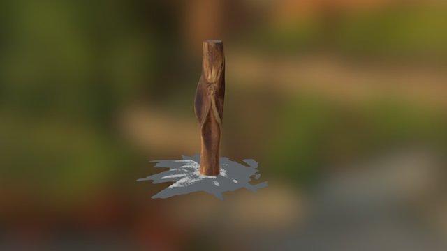 Wood Experiment 2 3D Model