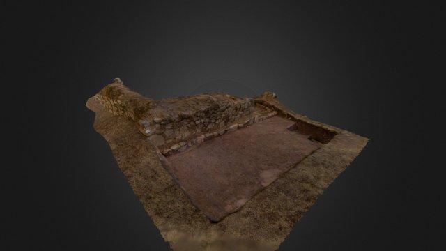 Estancia Sector D, Aypate (Perú) 3D Model
