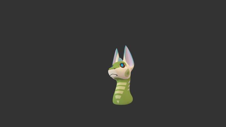 Nell | Gift 3D Model