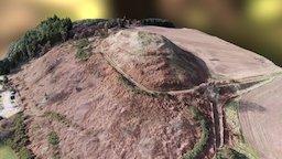 Ormond Castle 3D Model
