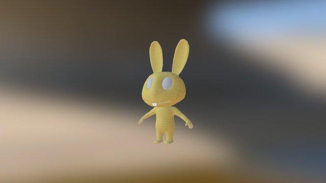Cuddle 3D Model