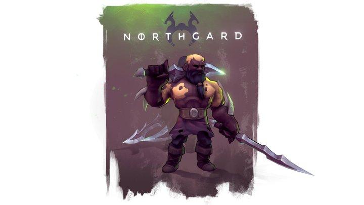[Northgard] - Dragonkin 3D Model