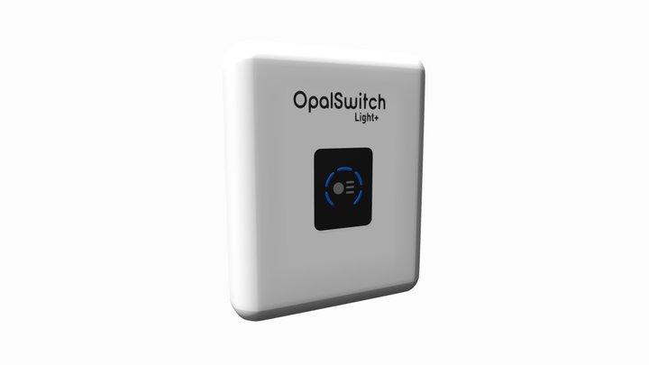 Opal Switch 3D Model