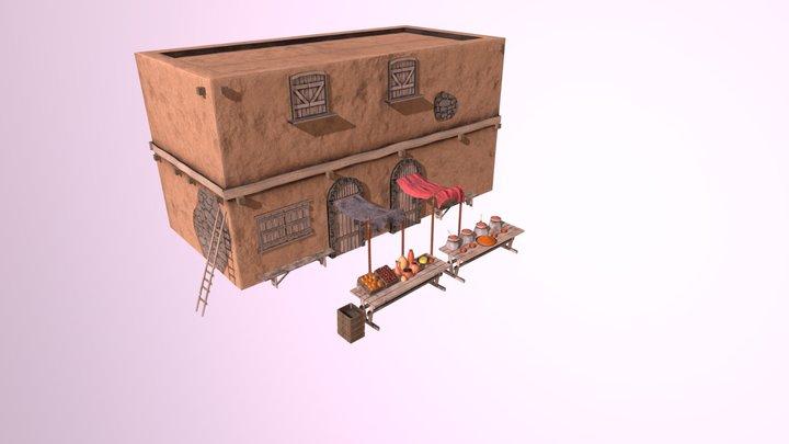 House_1 3D Model