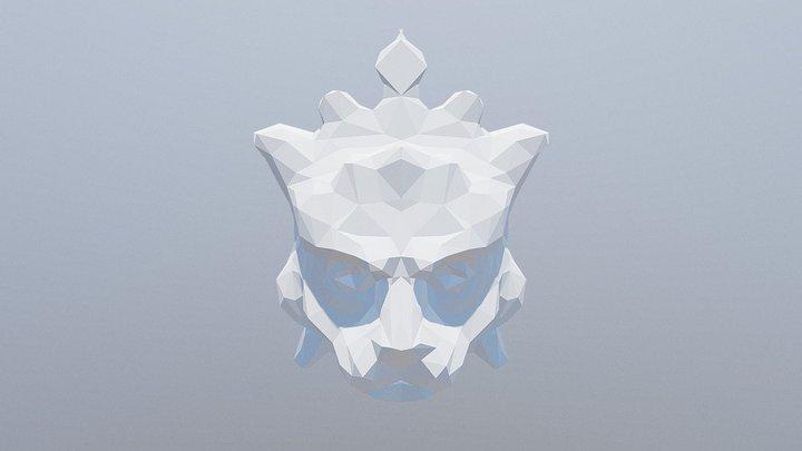 Odessa Lion 3D Model