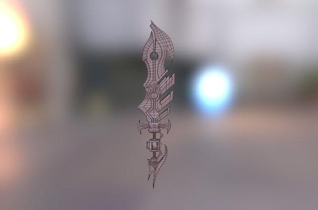 Greatsword 3D Model
