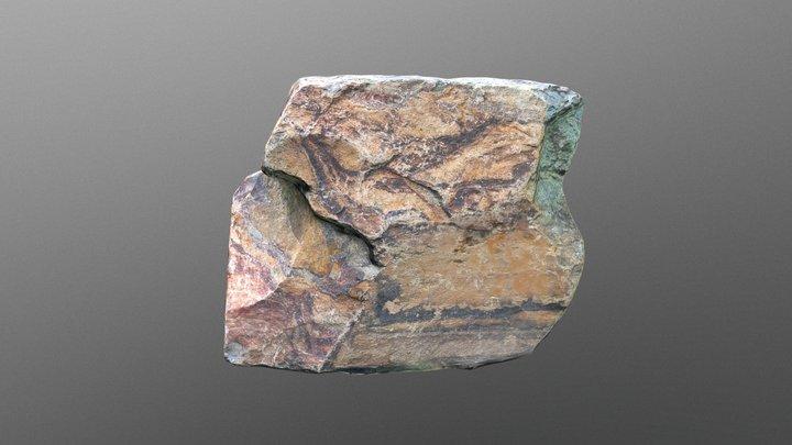 photoscan stone 3D Model