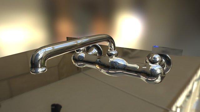Faucet2 3D Model