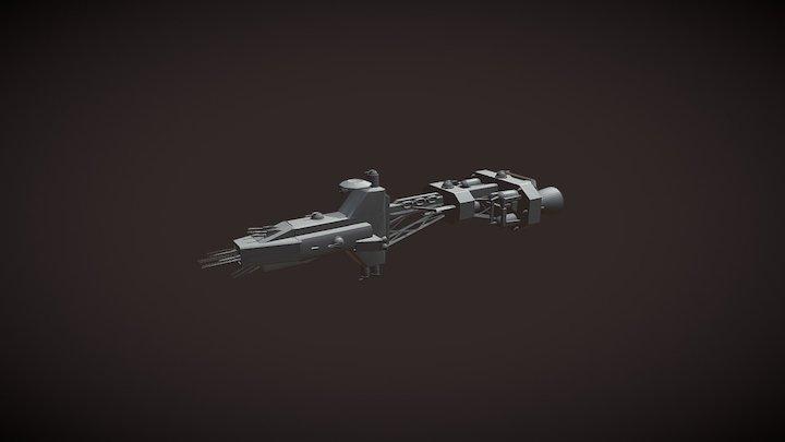 GalCiv Hyperion 3D Model