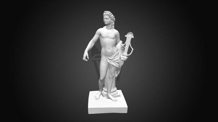 Apollo Kitarodos (Wil.681) 3D Model