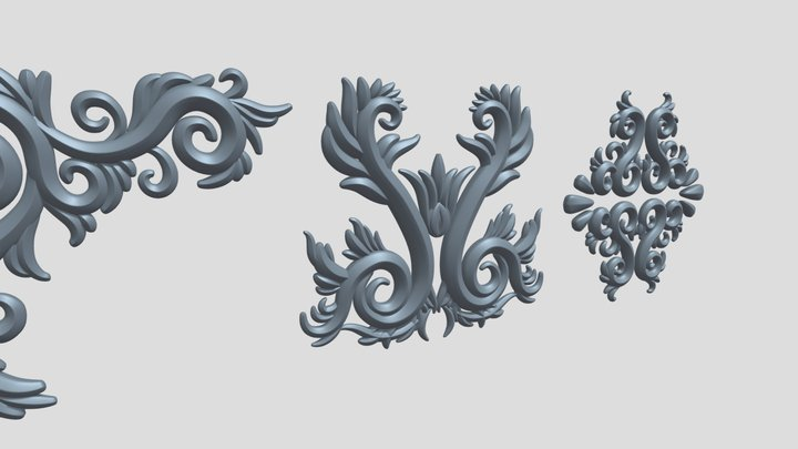Ornament_Practice 3D Model
