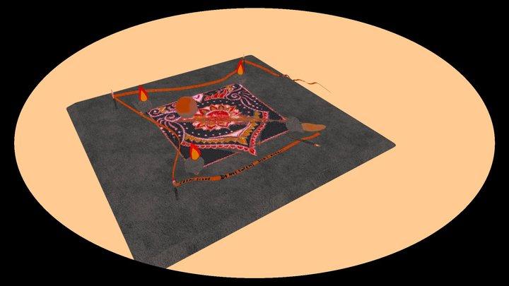 Diwali Woes 3D Model