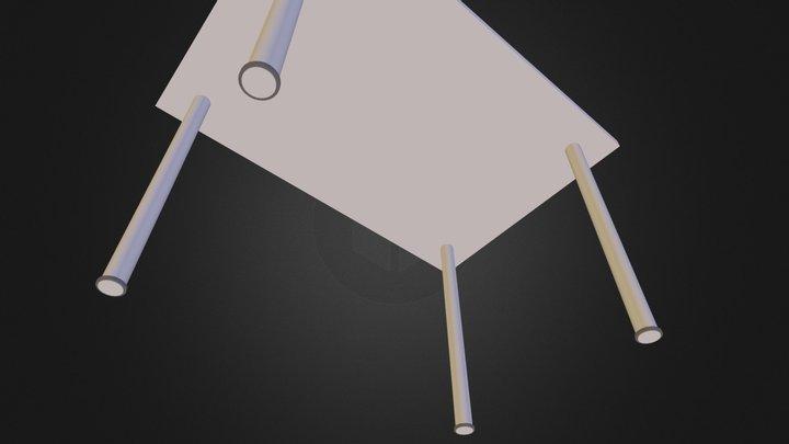Table4 3D Model