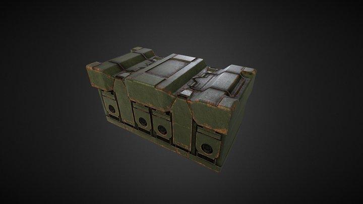 Case test 3D Model