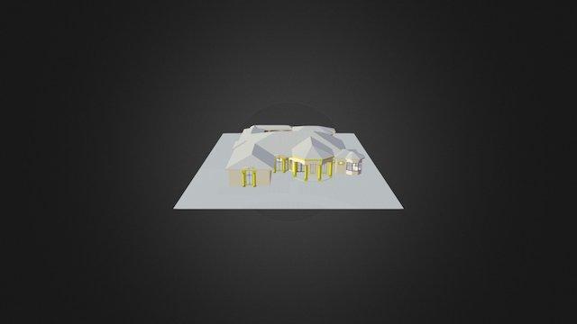 Ianthe Deavall (blueprint) 3D Model