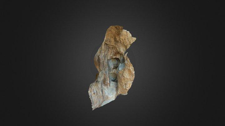 """Prehistoric mine """"Moosschrofen"""" Tyrol/Austria 3D Model"""