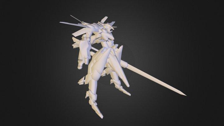KnightmareFABexport.obj 3D Model