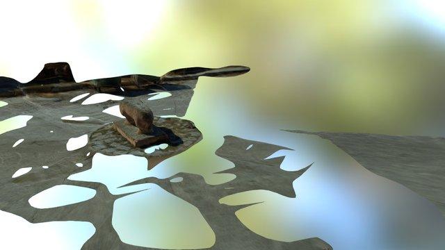 Berraco de Villaviciosa-Solosancho 3D Model