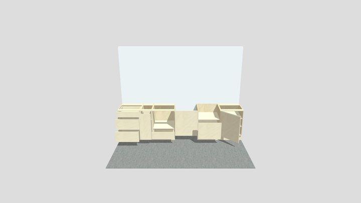 DK-V1 3D Model