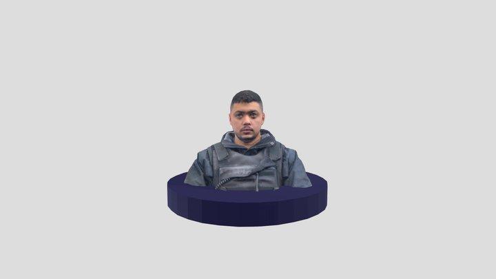 Dvir Avraham 3D Model