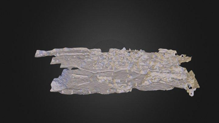 Plocha01_Celek.ply 3D Model