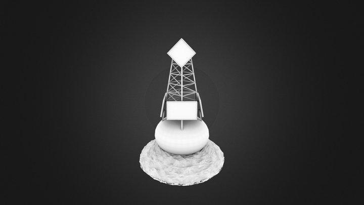 BuoyBW 3D Model