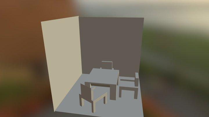 TP1 formation blender 3D Model