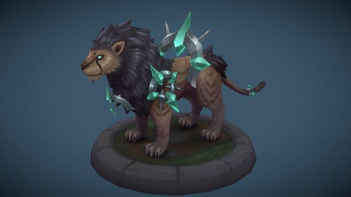 Palma - The King 3D Model