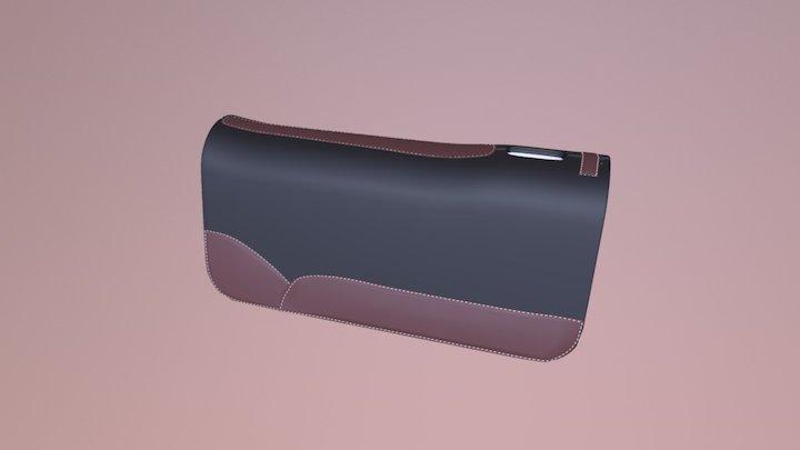 Saddle 02 3D Model