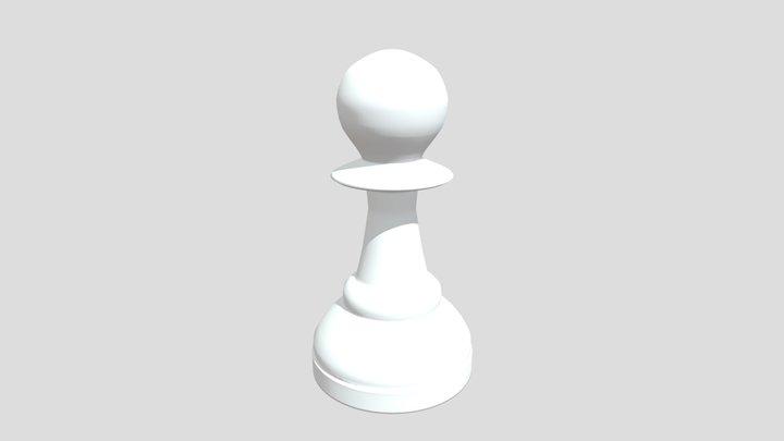 Pawn prop 3D Model